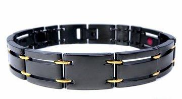 Black Classic magneet armbanden