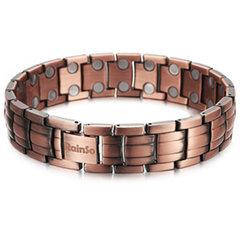 Koperen magneet armbanden