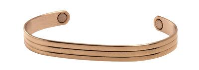 Copper Magnetic Classic Armband model CMC1