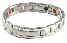 Armband met Magneten, germanium en far infra red model A-03032S