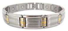 Titanium armband met magneten model OTB-1265SG