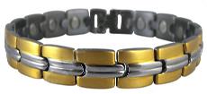 Armband met magneten model OSB-007SG