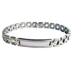 Dames Armband van Titanium met magneten model OTB331